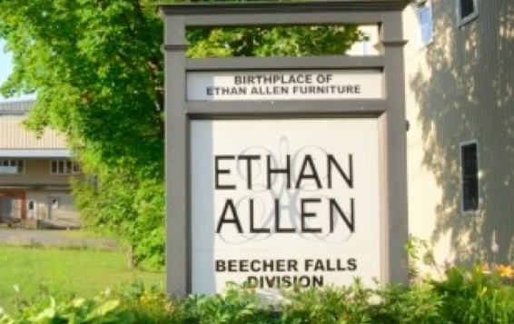 Worker dies in accident at Ethan Allen Plant in Beecher Falls