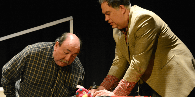 Borderline Players presents dark comedy Fuddy Meers at the Haskell starting May 11
