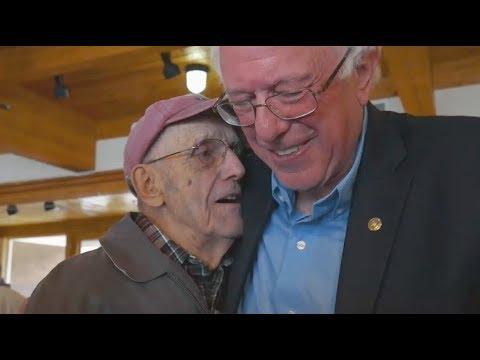 [VIDEO] Sen. Bernie Sanders at Newport senior town hall meeting