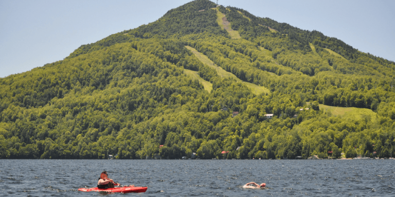 Teen becomes youngest to complete historic 25-mile swim across Memphremagog