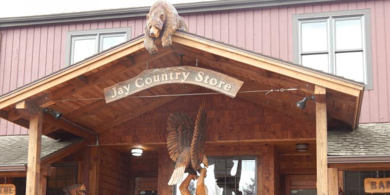 Jay Country Store burglarized
