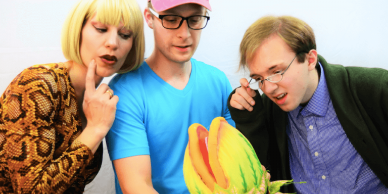 Little Shop of Horrors opens at the Haskell August 10