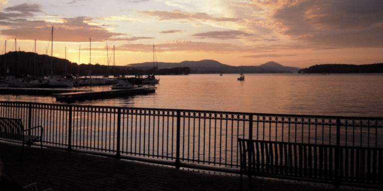 Vermont officials conduct zebra mussels survey on Lake Memphremagog