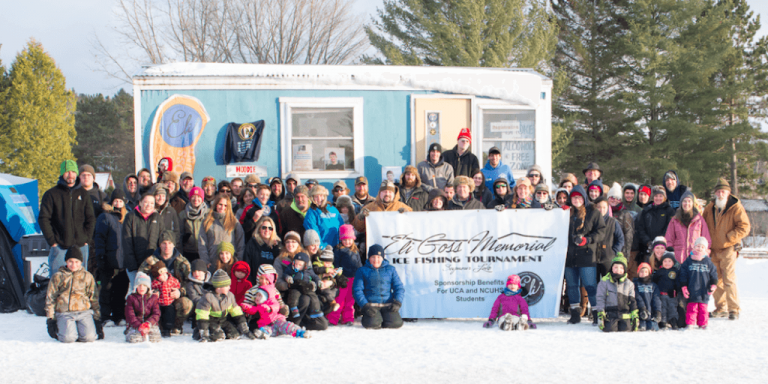 EliGoss Memorial Ice Fishing Tournament expecting record turnoutthis year