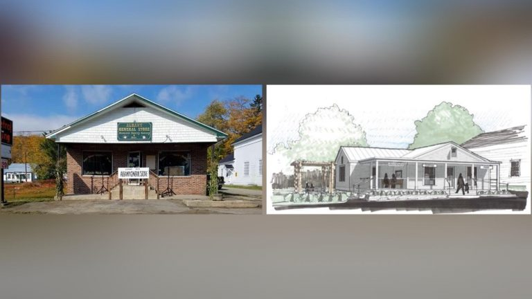 The rebirth of Albany General Store