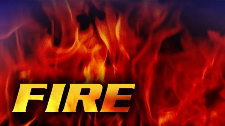 Log cabin fire in Lowell considered suspicious