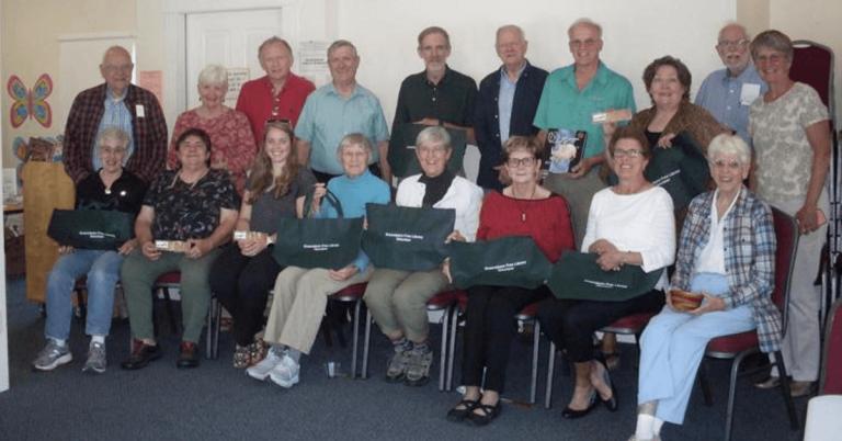 Greensboro Free Library honors local volunteers