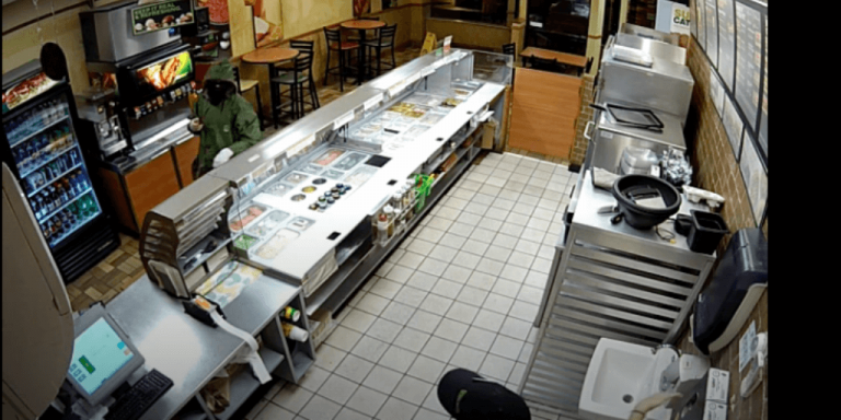 """Police: Subway in Lyndonville robbed with """"canister of chemical spray"""""""