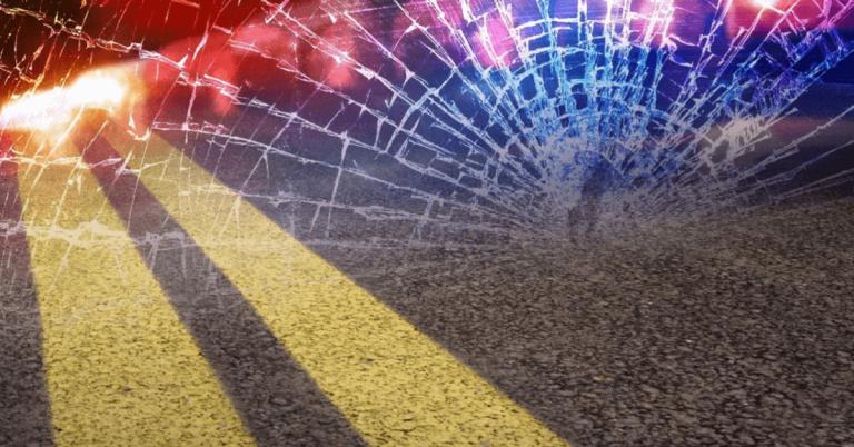 Single-vehicle crash on Vermont Route 100, Troy