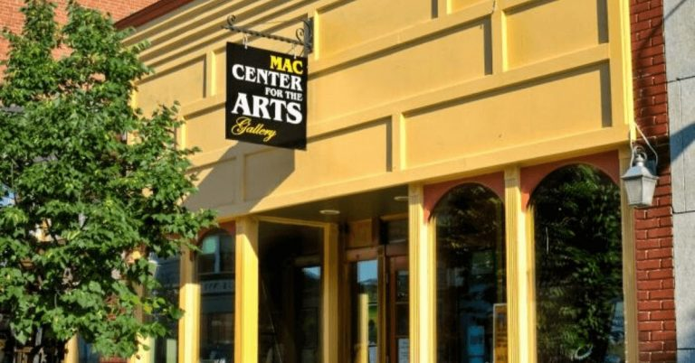 MAC Center Open Studio this weekend, local craftspeople and artists show how it's done