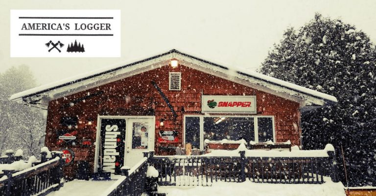 """Driver's Outdoor Power of West Charleston launches new brand """"America's Logger"""""""