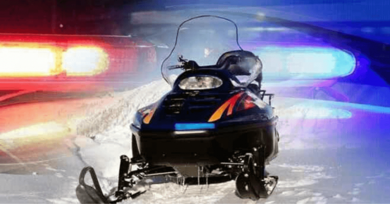 Man killed after snowmobile crash in Essex County