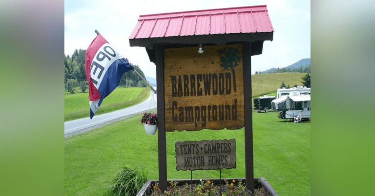 Trailers, main office at Barrewood Campground in Westfield burglarized