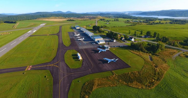 Newport airport gets $30,000 in COVID-19 federal relief