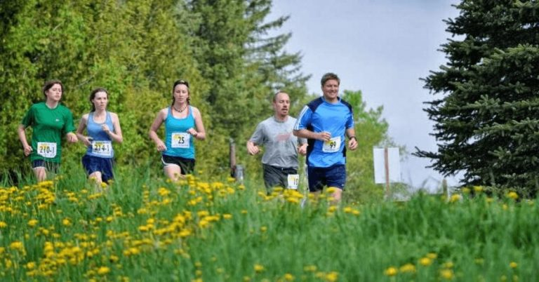 Dandelion Run organizers offer virtual option, merge this year's run with fall event