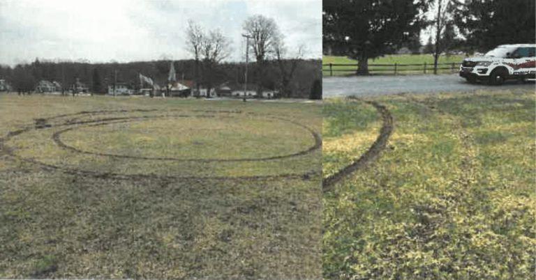 Police investigating property damaged at Derby Line park, elementary school
