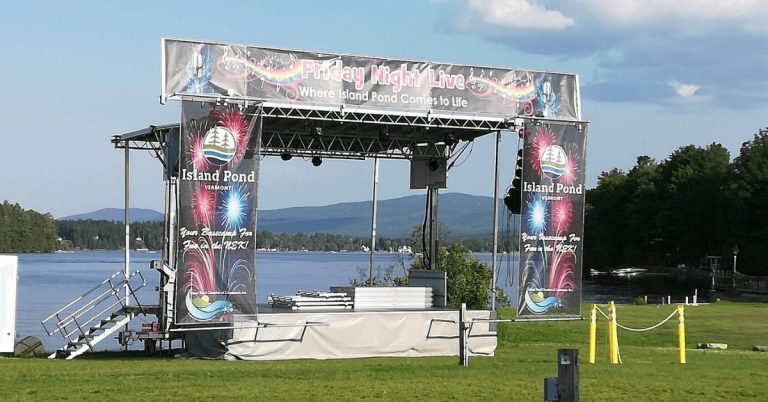 Friday Night Live and July 4 celebration in Island Pond canceled due to COVID-19
