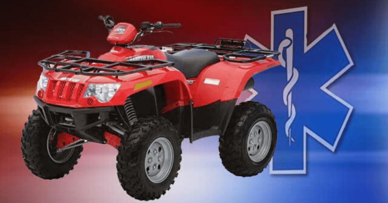 Fatal ATV accident in Holland