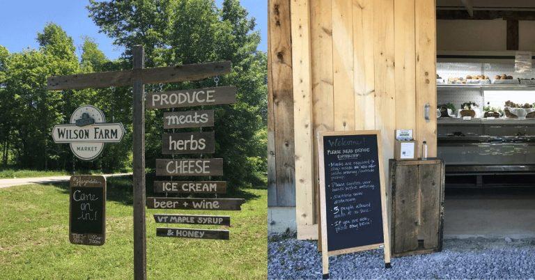 Shuttered farmstand reopens its doors as Wilson Farm Market