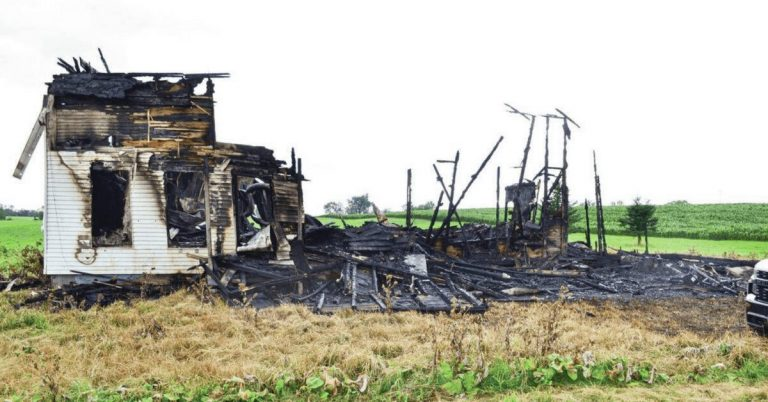 Newport Center fire considered suspicious