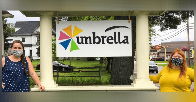 Letter: Introducing the Social Change Program at Umbrella by Savannah Williams, Allyson Howell, and Amanda Cochrane