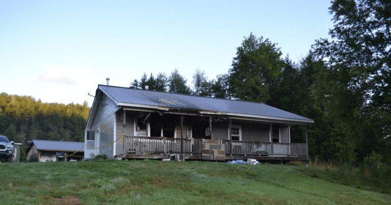 Man dies following house fire in Elmore