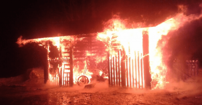 Fire at Trapp Family Lodge
