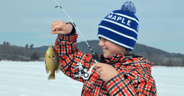 Free fishing day this Saturday, educational patrols on Memphremagog in February