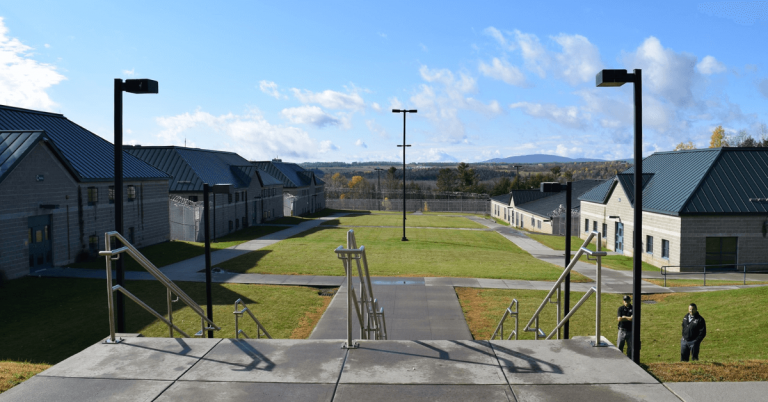 Two Vermont corrections staff in Newport test positive for COVID-19