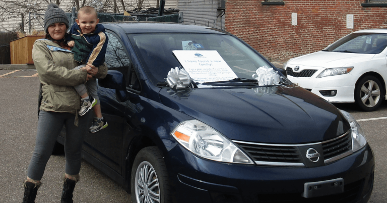 Derby resident awarded life-changing car