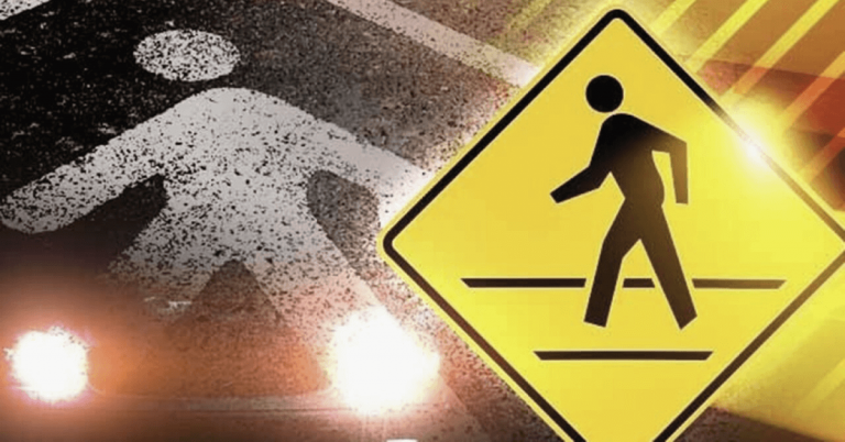 Pedestrian transported to hospital after being hit by car in Orleans