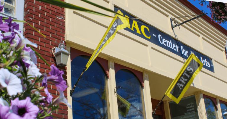 A MAC Center rhapsody in green opens July 23