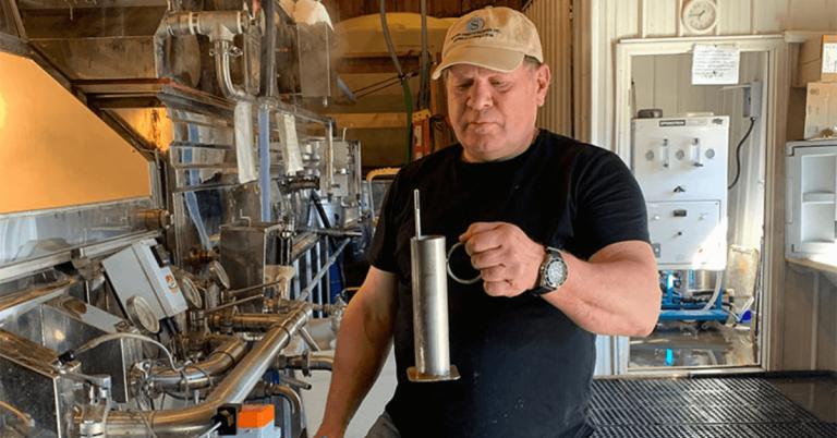 Building a true Vermont life: Grant Spates