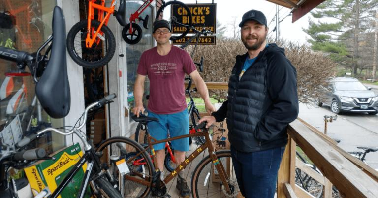 Craftsbury Community Care Center announces winner of bike raffle