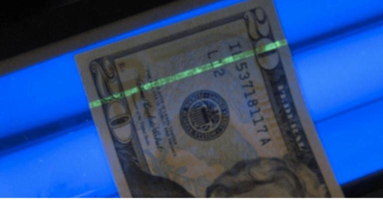 Counterfeit money circulating through Derby