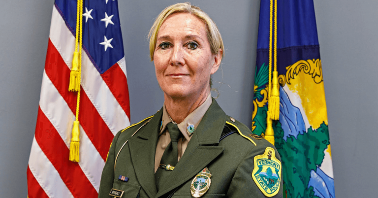 NEK native becomes third woman promoted to captain in the VSP