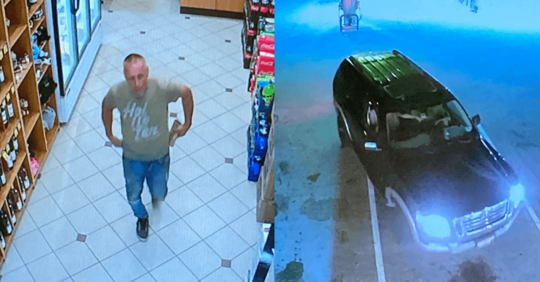 Police looking for man seen stealing a wallet in Orleans
