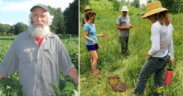 Farming program honors legacy of Jack Lazor