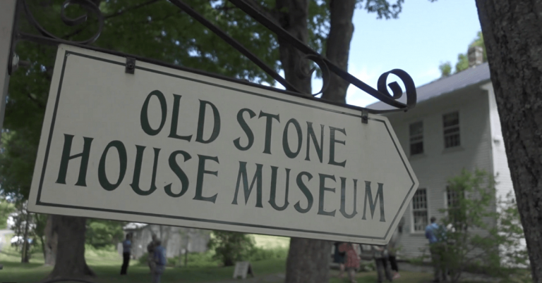 Old Stone House Day kicks off August 8: The Year of Local History Through Art