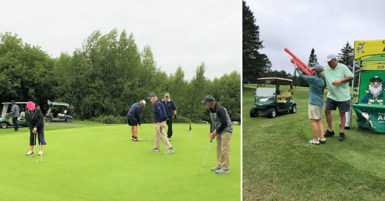 NCH Scholarship Golf Classic hits the links at Newport Country Club