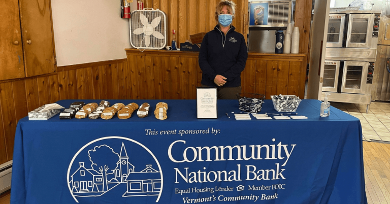 Community National Bank annual blood drive in Derby a success